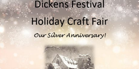 Artisan Registration for The Dickens Festival 2019 tickets