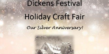 Artisan Registration for The Dickens Festival 2019