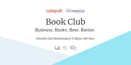 Catapult Book Club tickets