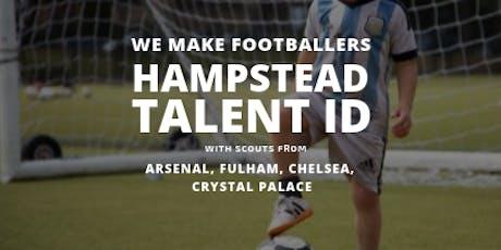 We Make Footballers Hampstead Talent ID tickets
