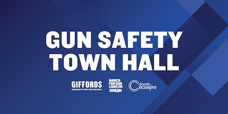 Gun Safety Town Hall in Aurora tickets