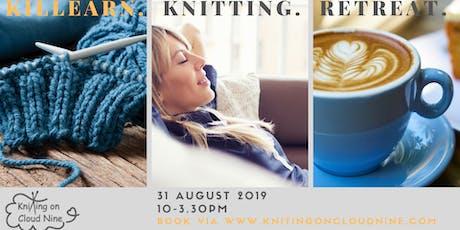 Killearn Knitting Retreat - inc brioche knitting tickets