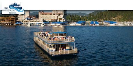 Coeur D'Alene Boat Cruise - Employee Appreciation tickets
