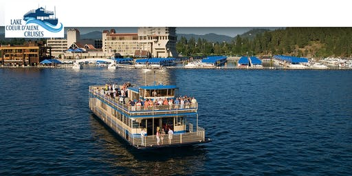 Coeur D'Alene Boat Cruise - Employee Appreciation