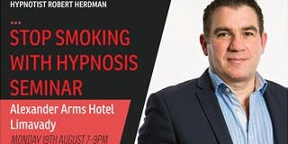 Stop Smoking with Hypnosis Seminar