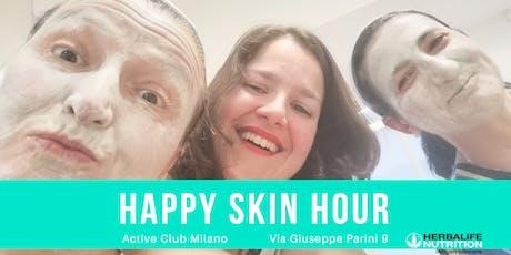 Happy Skin Hour biglietti