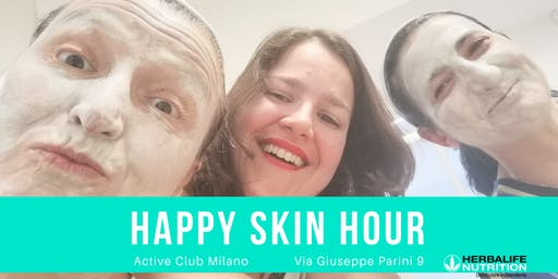Happy Skin Hour