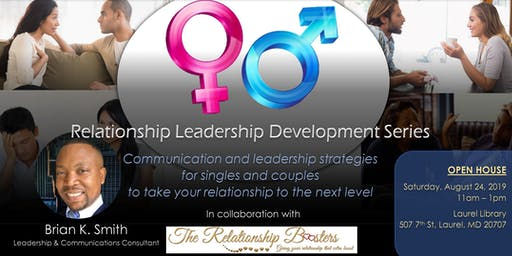 Relationship Leadership Development Series