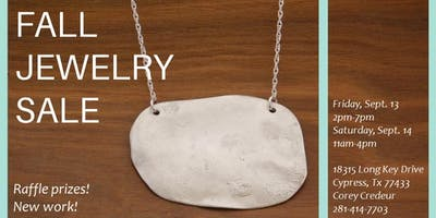 Fall Open House Jewelry Sale Saturday