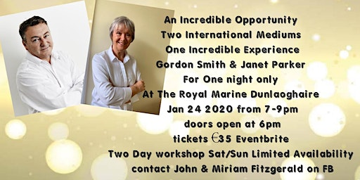 A Demonstration of Mediumship with Two International Mediums
