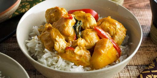 UBS Cooking School: Thai Red Curry