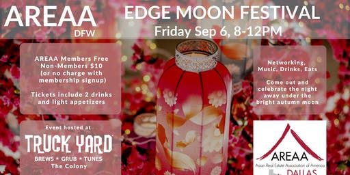 Autumn Moon Festival - AREAA Edge Event