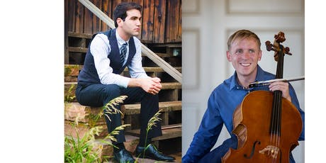 "Robert Howard & Evan Kahn ""Ouroboros: Duo Cello Concert"" tickets"