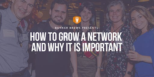 Bunker Brews Chattanooga: How to Grow a Network and Why it is Important