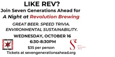 A Night at Revolution Brewing