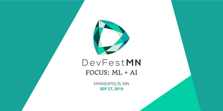 DevFestMN Focus: ML + AI tickets
