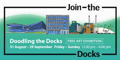 Doodling the Docks - Workshop Session 1 tickets