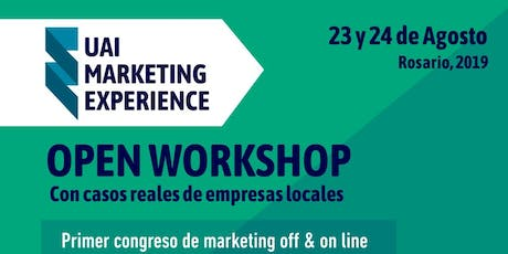 UAI MARKETING EXPERIENCE 2019 entradas