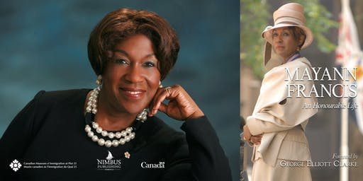 In Conversation with Dr. Mayann Francis: An Honourable Life