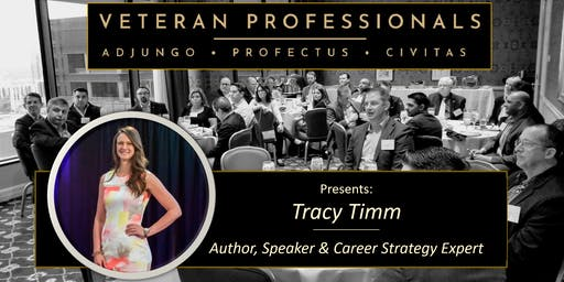"""Career Strategy Expert Tracy Timm on: """"Making The Unrelatable, Relatable!"""""""