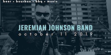 Jeremiah Johnson Band with OddsLane tickets