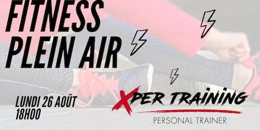 Fitness Plein Air Vitry-en-Artois
