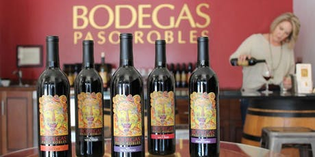 Meet the Winemaker - Bodegas Paso Robles tickets