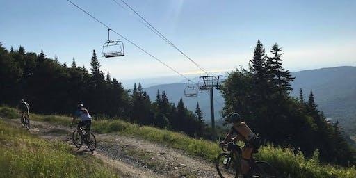VOBA Enduro Race/Mountain Bike Ride/Outdoor Expo at Bolton Valley