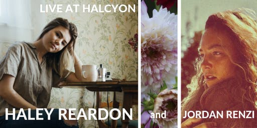 A Special Concert with Haley Reardon and Jordan Renzi at Halcyon Farm