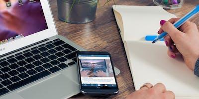 Three-Month Blogging Workshop