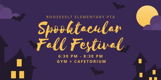 RSVLT Spook-tacular Fall Fest