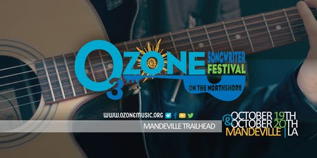 Ozone Songwriter Festival tickets