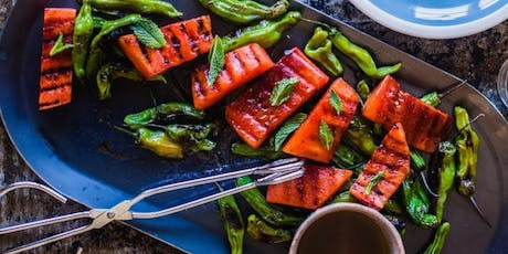 UBS Cooking School: Grilled Watermelon Salad tickets