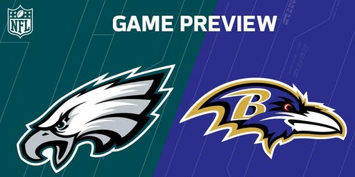 PRESEASON Game | Eagles vs. Ravens