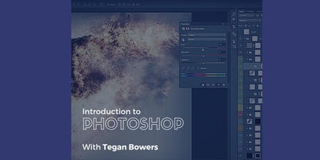 Introduction to Photoshop (4 Sessions) tickets