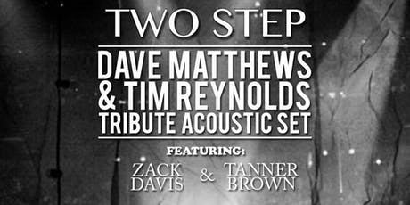Two Step: A Dave & Tim Tribute with Bobby Ray Bunch | Redstone Room tickets