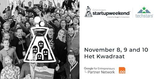 Startup Weekend Groningen 8/9/10 NOV 2019