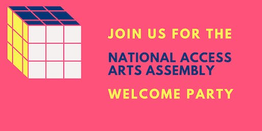 National Access Arts Assembly Community Reception