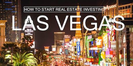 Starting Real Estate Investing - Las Vegas tickets