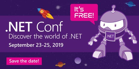 .NET Conf 2019  Local Event tickets