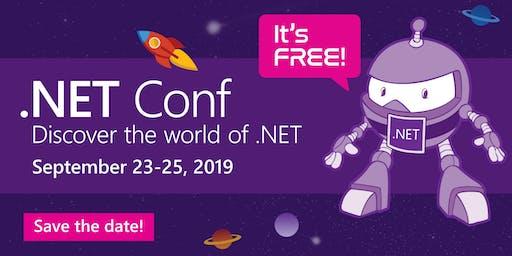 .NET Conf 2019  Local Event