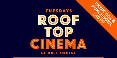 Tuesday Night Cinema at No. 3 Social