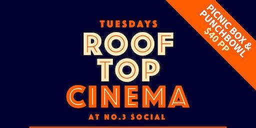 Tuesday Night Cinema at No. 3 Social