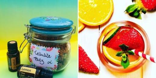 DoTERRA Natural Summer Skincare Make and Take