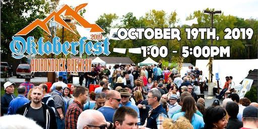 2019 Adirondack Brewery Oktoberfest