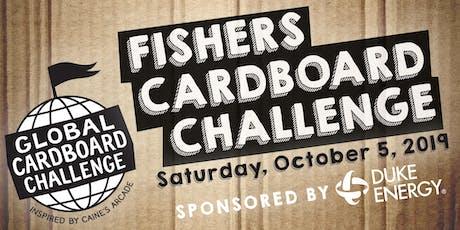 Fishers Cardboard Challenge tickets