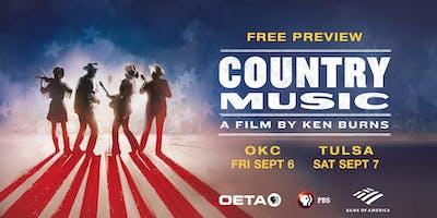 Country Music Screening - OKC