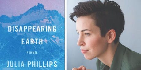 Julia Phillips in conversation w/ Jennifer Wilson tickets