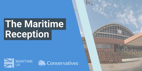 The Maritime Reception at Conservative Party Conference tickets