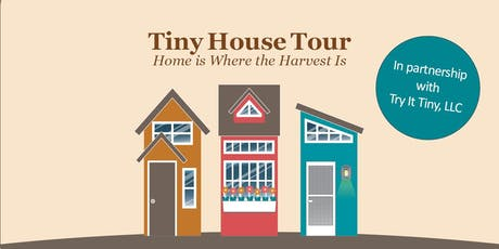 Tiny House Tour at the J tickets